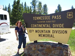 Tennessee Pass - Continental Divide