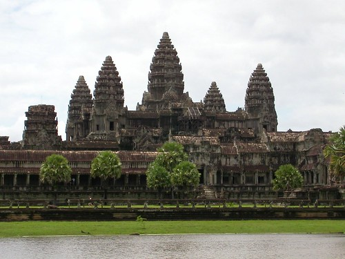 Five Towers of Angkor Wat