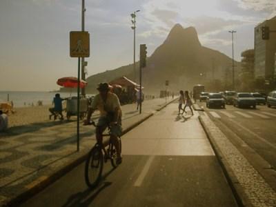 Fim de Tarde no Rio