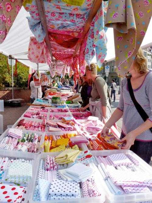 Hannover Fabric Market