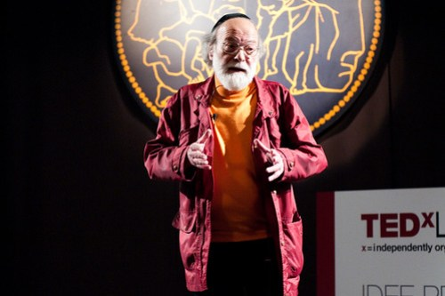 Haim Baharier - TEDxLakeComo