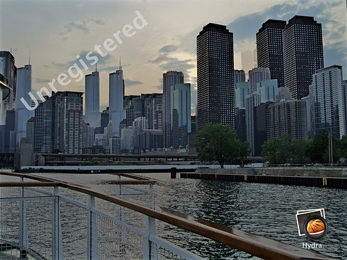 Chicago Skyline HDR (Demo)