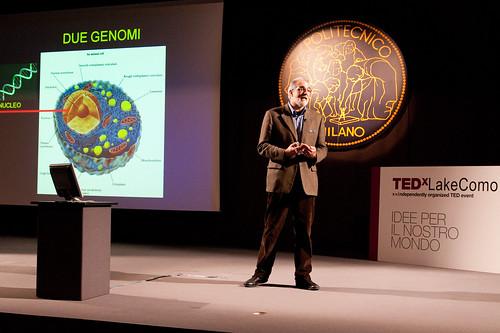 Paolo Ajmone Marsan - TEDxLakeComo