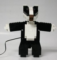 LEGO Badger