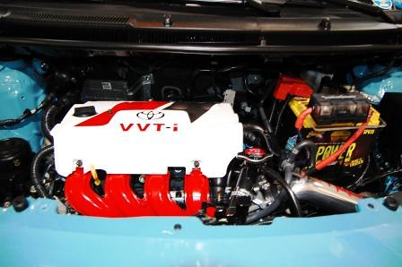 Toyota Yaris by Leather Plus Engine