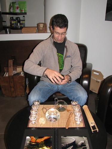Dao Tea Company's Pedro Villalon