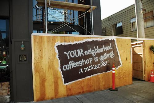 Starbucks neighborhood concept shop