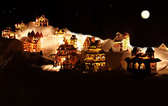 Victorian Christmas Town