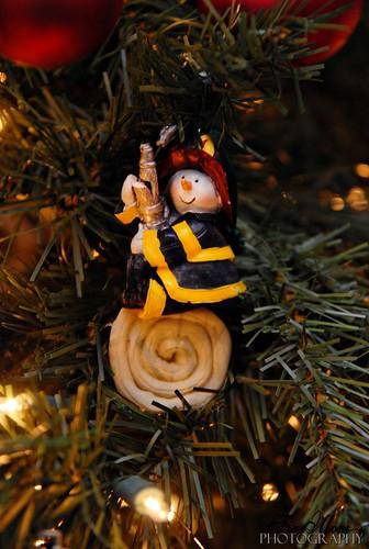 Snowman Firefighter 2