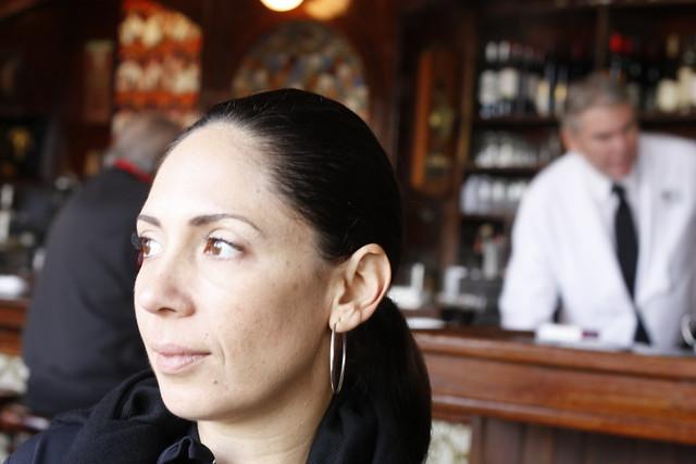 Daydreaming at The Buena Vista Cafe San Francisco