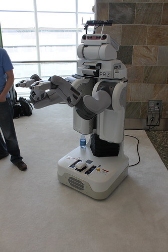 PR2 robot platform