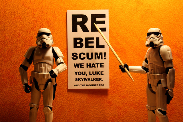 Can you read this, Luke Skywalker?