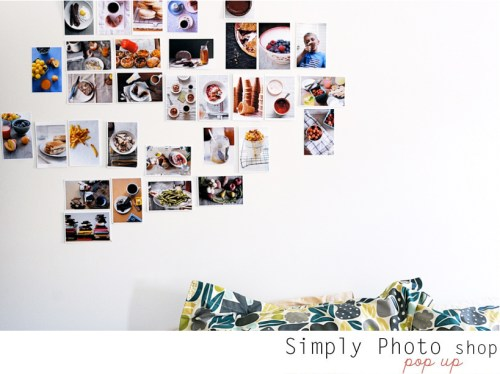 Simply Photo Pop Up Shop