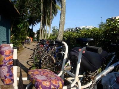 Bicicletário do Caiçaras
