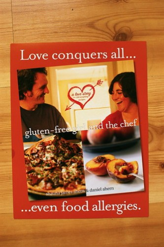 the mailer for the cookbook