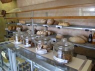 bread garden - cookie counter