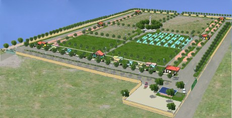 The proposed GenSan City Memorial Park