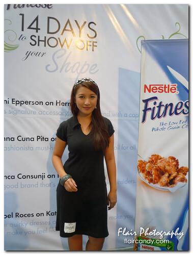 Nestle Fitnesse at Greenbelt 43
