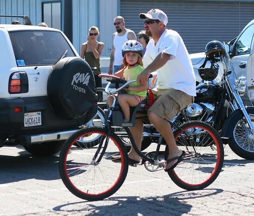Bicycle Santa Cruz Wharf