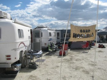 Camp Nomadia 2009