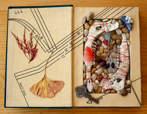 Altered Book: The time has come to leave the past behind