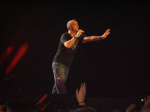 Concert Eros Ramazzotti 28 Oktober 2009 (32)