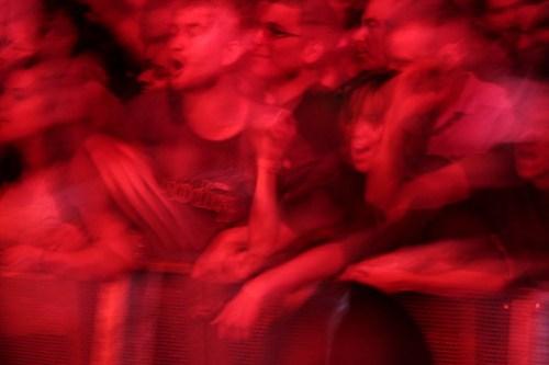 Prodigy crowd go wild