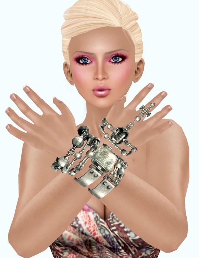 Kabuki Bracelets