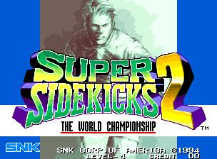 Super Sidekicks 2
