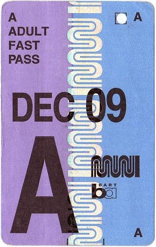 Adult Fast Pass - Dec 09