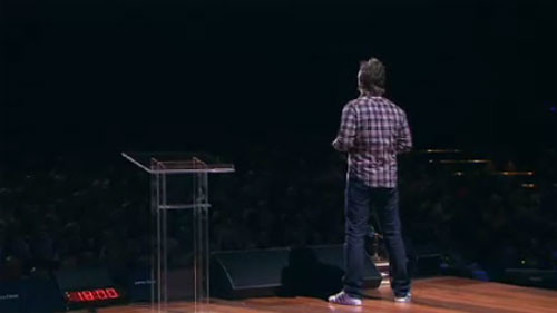 Remove Barriers Between Speaker and Audience (Lectern)