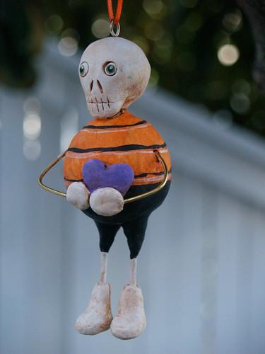 Halloween Swap - Skeletonhead
