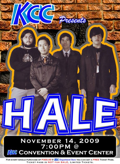 HALES poster for lll
