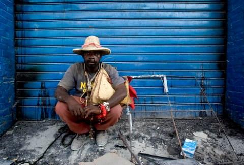Port-au-Prince Left Devastated by Quake