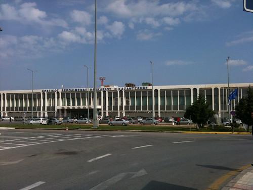 Airport N. Kazantzakis
