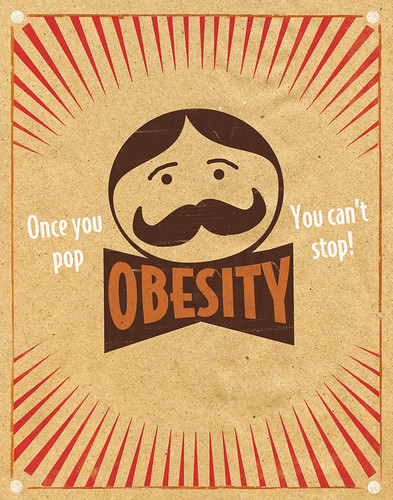 Obesity Campaign Poster