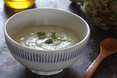 chervil mayonnaise