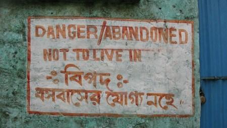 Warnung vor tödlicher Gefahr