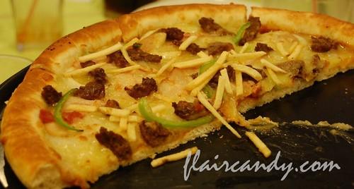 Greenwich American Idol Pizza