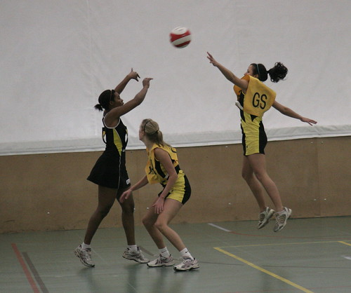 Ruthless Netball Firsts Overwhelm Sheffield
