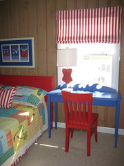 Beach House Kids Room
