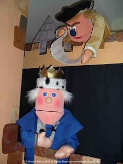 King Custard and Cadbury