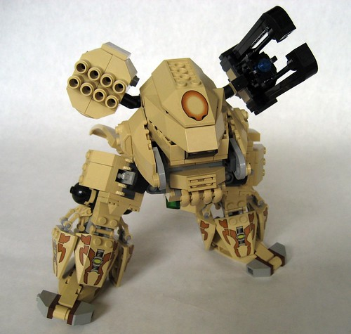 LEGO slice151 bronte mecha