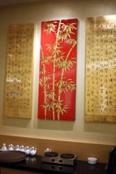 Collage China Treasure Painting