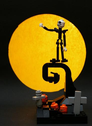LEGO Nightmare Before Christmas Jack Skellington