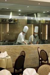 Collage China Treasure kitchen