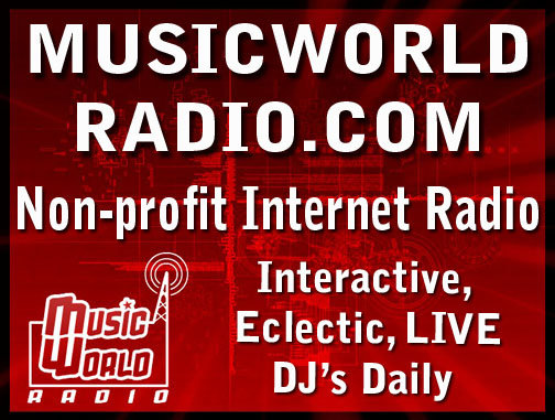 Music World Radio banner Small