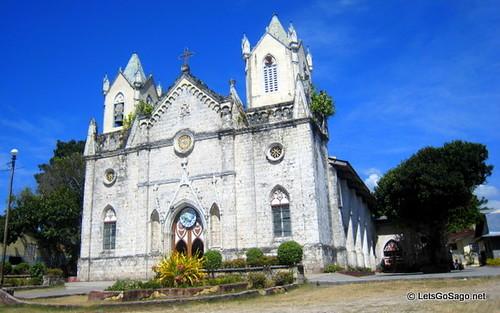 San Isidro Labrador Church in San Fernando