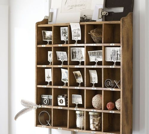 Pottery Barn Storage