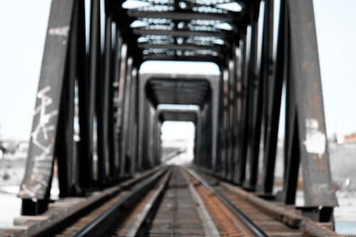 railroaded blur